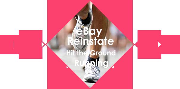 eBay Reinstate - About Us